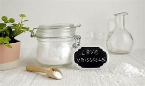 Faire Son Produit Lave Vaisselle : diy poudre lave vaisselle maison vie verte ~ Nature-et-papiers.com Idées de Décoration