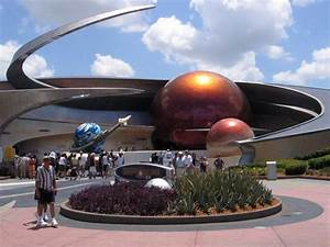 Epcot Mission to Mars Ride - Pics about space