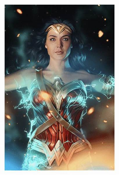 Wonder Woman Ann Bembi Regular Joker Burgos