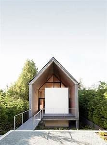 A, Minimalist, House, Designed, For, A, Couple, Desiring, A