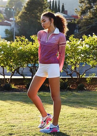 Ashley Moore Insta Sweat Sweatthestyle Models Fitness