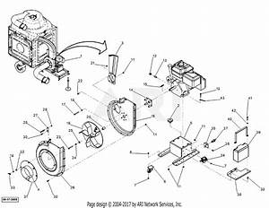 Dr Power Premier Llv Parts Diagram For Blower  Chipper