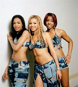 DESTINY'S CHILD. Es un trío musical femenino formado por ...