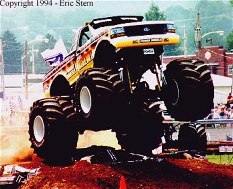 power wheels bigfoot monster truck powerwheels1a jpg