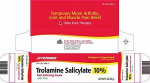 relief pain relieving cream