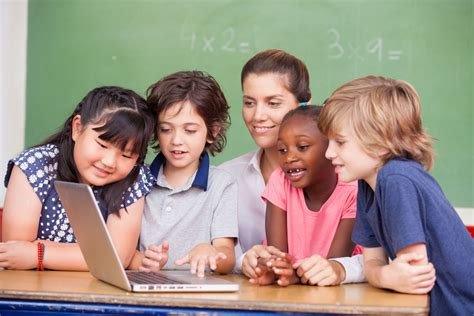 Planning Digital Learning For K12 Classroom  Elearning Industry