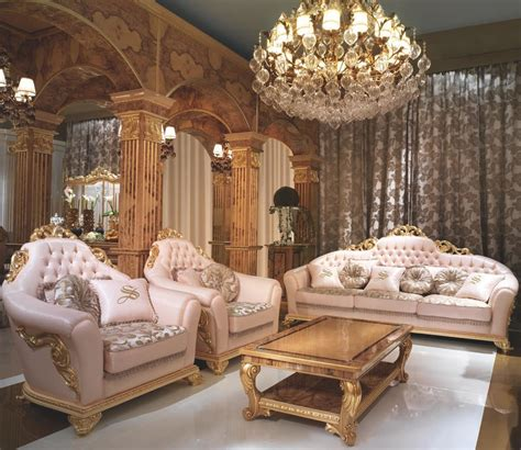 stunning living room furniture   modern day palace
