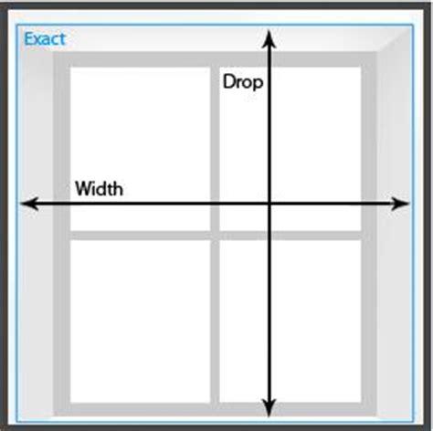 measuring for blinds guest measuring your windows for roller blinds