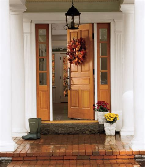 front door thanksgiving decorating ideas quick holiday makeover tips for your house