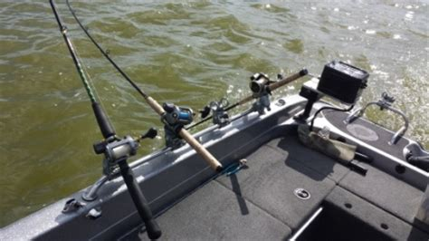 Rod Holders For Ranger Aluminum Boats by Muskiefirst Favorite Rod Holders And Why 187 Lures Tackle