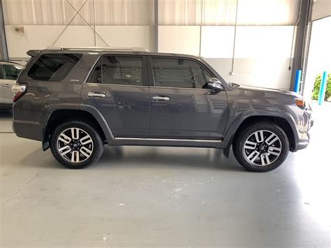 Toyota Payment Calculator by Pre Owned 2018 Toyota 4runner Limited 4d Sport Utility In