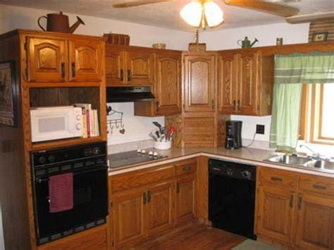 update cabinets without painting how to update outdated oak kitchen cabinets good questions