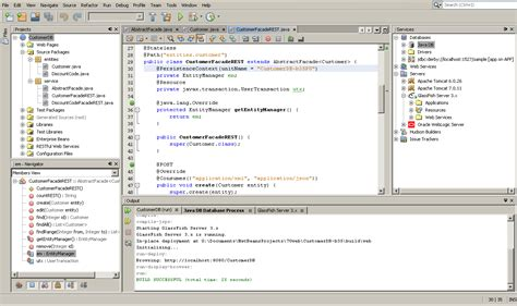 Web Services Resume In Java by Netbeans Ide Web Services Development