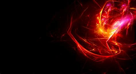 Abstract Red Lights  Wallpapers Background