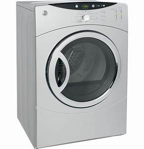 Ge U00ae 7 0 Cu Ft  Super Capacity Electric Dryer