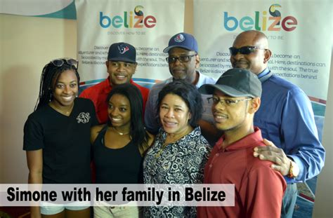 Simone Biles in Belize | Amandala Newspaper