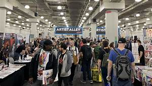 New York Comic Con U0026 39 S Artist Alley Is Still As Important As