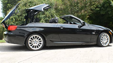 2013 Bmw 328i Convertible Top Youtube