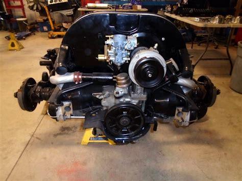 vw super beetle convertible rebuilt engine