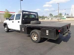 Buy Used 07 Chevy Silverado 3500 V8 6 6l Duramax Diesel