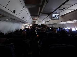 Pics For > Inside Airplane