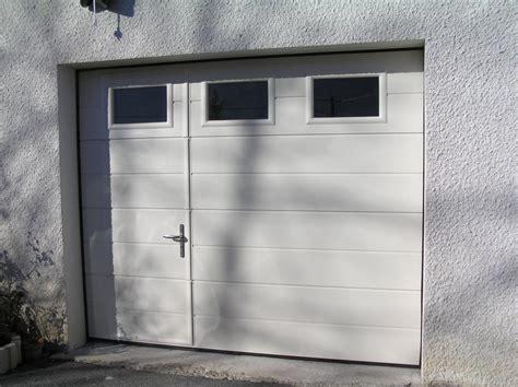 porte garage sectionnelle leroy merlin agr 233 able porte de garage sectionnelle hormann leroy merlin 4 portail garage coulissant