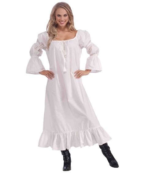 Purge Halloween Mask Couple by Medieval Chemise Dress Medieval Halloween Costumes