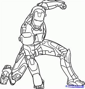 Iron Man For Kids Iron Man Kids Coloring Pages