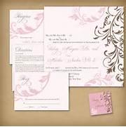 Wedding Invitation Templates Card Invitation Templates Floral Blank Wedding Invitation Templates Powerpoint Invitation Templates Dream Angels Wedding Invitation Card Cover Background
