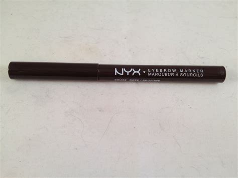nyx eyebrow marker by sheena store nyx eyebrow marker liquid liner pen eye brow