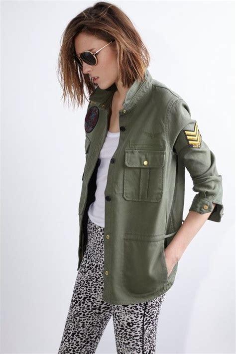 veste de chambre femme les 17 meilleures idées de la catégorie veste militaire