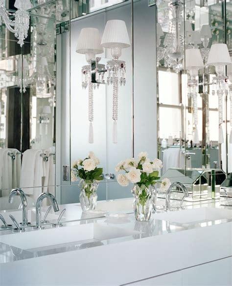 mirror backsplash contemporary bathroom andrew