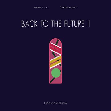 future ii hoverboard hd wallpaper