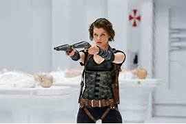 Movies and Games  Milla Jovovich Resident Evil Movie Stills  Milla Jovovich Movies Poster