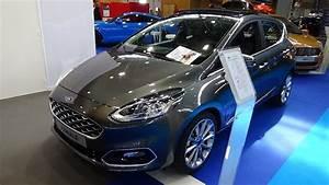Ford Fiesta Vignale : 2018 ford fiesta vignale 1 0 ecoboost 100 exterior and ~ Melissatoandfro.com Idées de Décoration