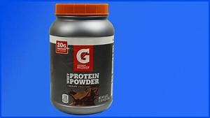 Ultimate Chocolatey Flavor  Gatorade Recover Whey Protein Powder Review