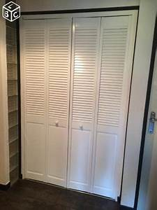 Porte Placard Pliante : portes de placard pliantes leroy merlin portes ~ Farleysfitness.com Idées de Décoration