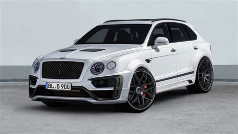 bentley bentayga tuner to show voluptuous wide in geneva