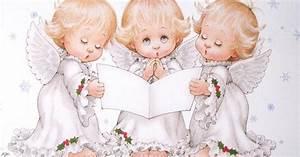 Morehead Baby Girl Children Angels Singing Choir Christmas ...