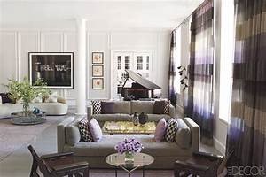Best design projects and top interior decorators by elle for Interior decorator window treatments