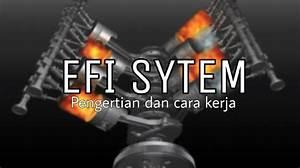 Cara Kerja Sistem Efi Pada Mobil   Diagram Kelistrikan