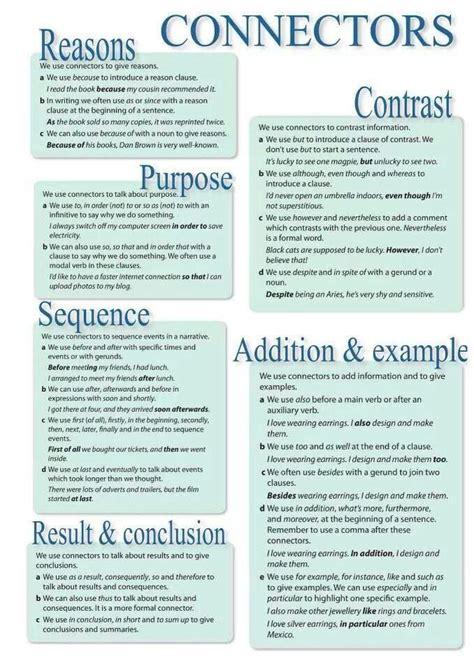 linkers  images english writing english writing
