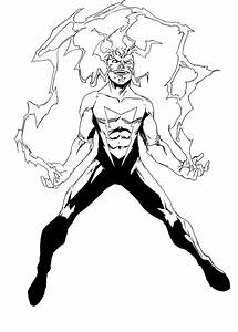 electro redesign inks by chungusamongus on deviantart With electro help