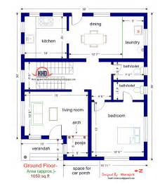 villa house plans floor plan and elevation of 1925 sq villa house design plans
