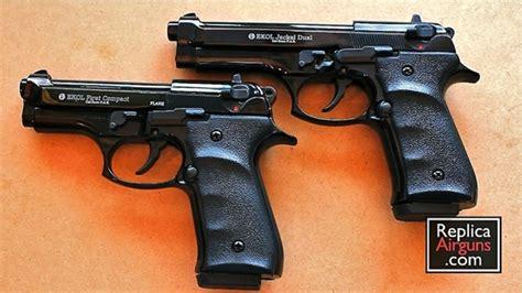 Ekol Firat And Jackal 9mm P.a.k. Blank Gun Comparison