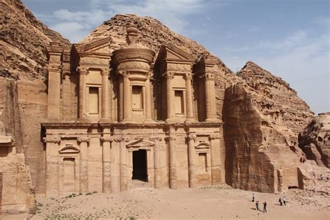 Petra Jordan World Historical Spot World For Travel