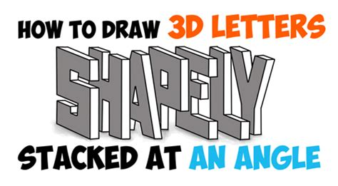 how to draw 3d letters polyvore frеѕh how to draw 3d letters polyvore how to draw 3d 67171