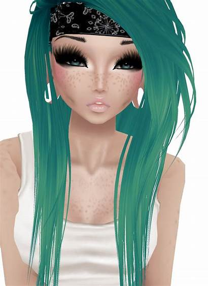 Imvu Outfit Emo Outfits Scene Hair Avatar