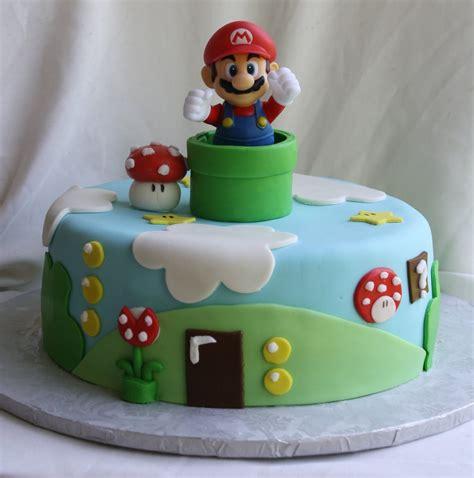 mario geburtstag mario bros cake torten mario torte mario