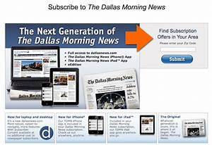 New Media Marketing Challenges Dallas Morning News